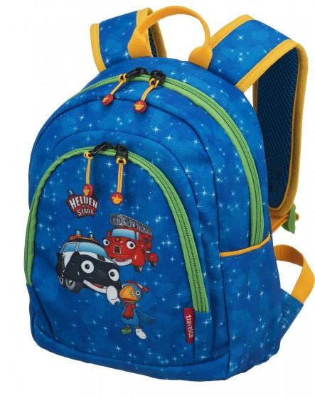 Travelite Heros of The City Plecak dziecięcy granatowy