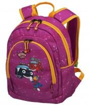Travelite Heros of The City Plecak dziecięcy różowy