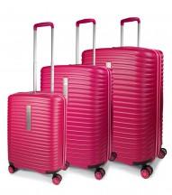 Modo by Roncato Vega Komplet 3 walizek różowy