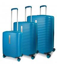 Modo by Roncato Vega Komplet 3 walizek błękitny