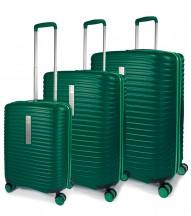 Modo by Roncato Vega Komplet 3 walizek zielony