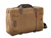 Torba na laptopa plecak Wenger Mandria camel