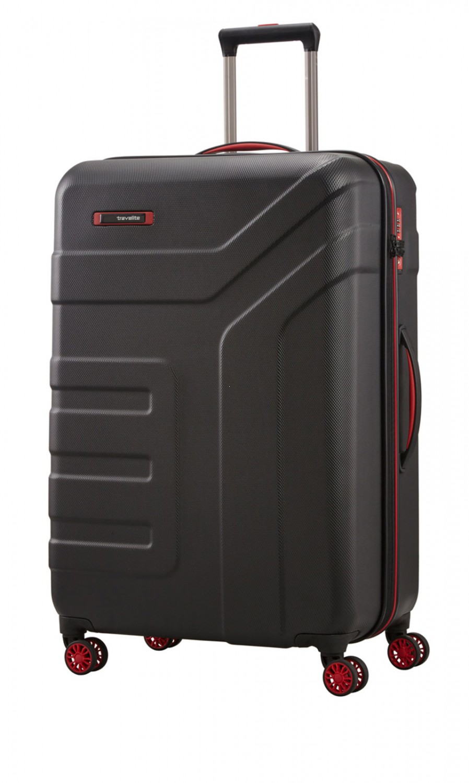 1b67763678f5f Walizka duża Travelite z kolekcji Vector Limited Edition, ABS, 4 ...