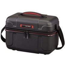 Travelite Vector Kuferek podróżny kosmetyczka czarna