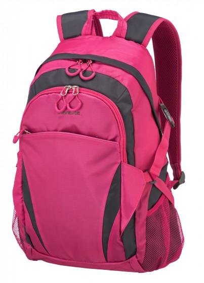 Travelite Basics Plecak miejski różowy