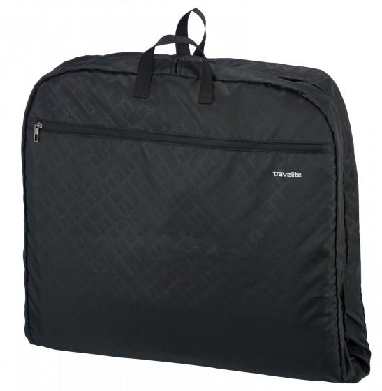Travelite Mobile Pokrowiec na garnitur/ubranie czarny