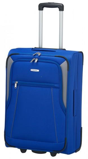Travelite Portofino Walizka średnia niebieska