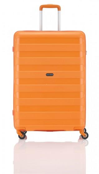 Travelite Nova Walizka duża pomarańczowa