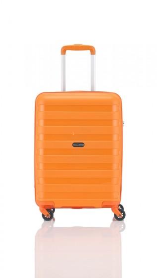 Travelite Nova Walizka mała pomarańczowa