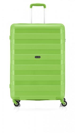 Travelite Nova Walizka średnia zielona