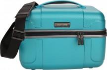 Travelite Vector Kuferek podróżny kosmetyczka turkusowa