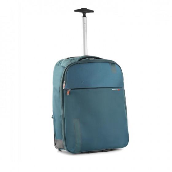 Roncato Speed Plecak na kółkach podróżny niebieski