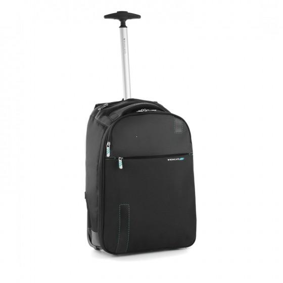 Roncato Speed Plecak na kółkach podróżny czarny