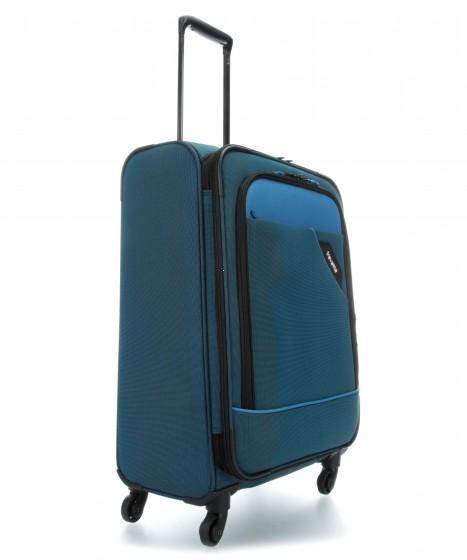 Travelite Derby Walizka średnia niebieska