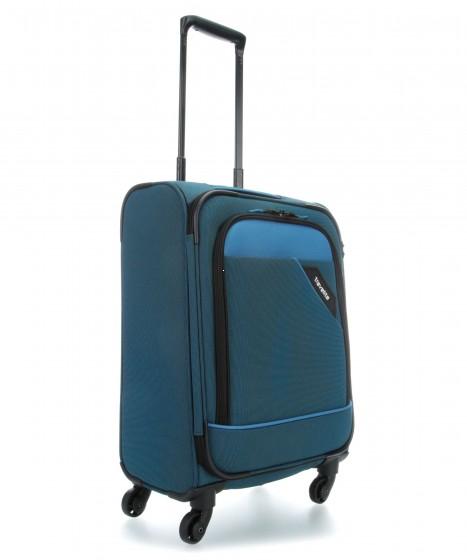 Travelite Derby Walizka mała niebieska