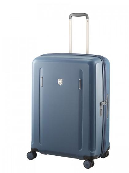 Victorinox Werks Traveler 6.0 Walizka duża niebieska