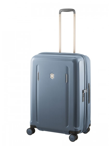 Victorinox Werks Traveler 6.0 Walizka średnia niebieska