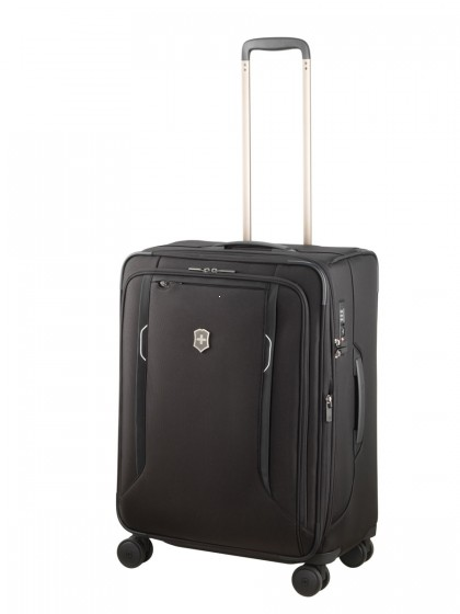Victorinox Werks Traveler 6.0 Walizka średnia czarna