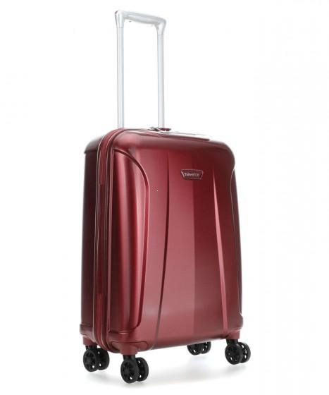 Travelite Elbe Walizka mała czerwona