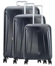 Travelite Elbe Komplet 3 walizek granatowych