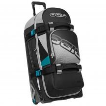 Ogio RIG 9800 Torba podróżna na kółkach czarno niebieska