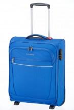 Travelite Cabin Walizka mała niebieska