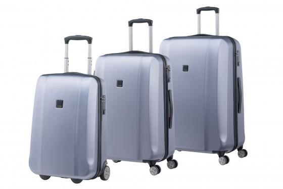 Titan Xenon Komplet 3 walizek niebieskich