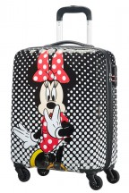 American Tourister Disney Legends Walizka mała Minnie Mouse Polka Dot