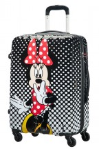 American Tourister Disney Legends Walizka średnia Minnie Mouse Polka Dot