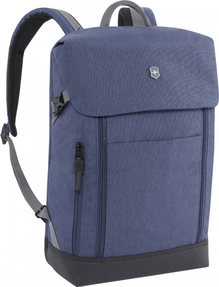 Victorinox Altmont Classic Plecak miejski Deluxe Flapover błękitny