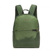 Pacsafe Stylesafe backpack Plecak damski zielony