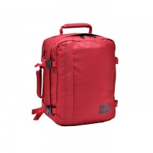 CabinZero Torba podręczna, plecak czerwona