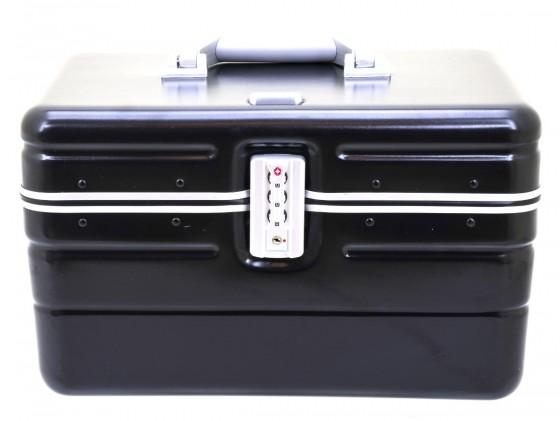 Davidt's Travel Smart Kuferek podróżny kosmetyczka czarna