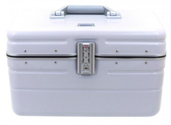 Davidt's Travel Smart Kuferek podróżny kosmetyczka biała