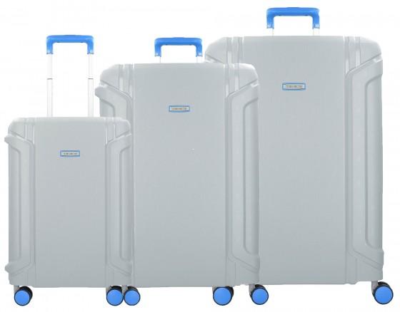 Travelite Sonic Komplet 3 walizek antracytowych