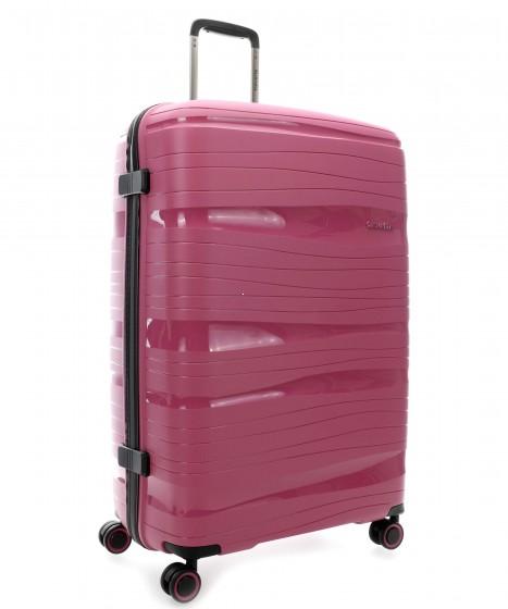 Travelite Motion Walizka duża różowa