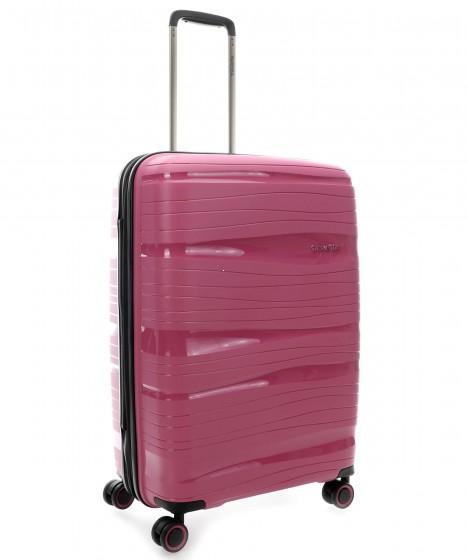 Travelite Motion Walizka średnia różowa