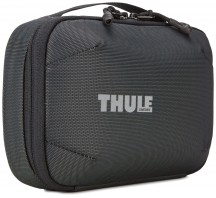 Thule Subterra Futerał etui na power bank, elektronikę, kable, inne antracytowe