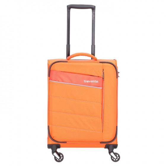 Travelite Kite Walizka mała pomarańczowa