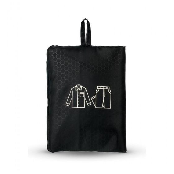 Roncato Accessories Pokrowiec do pakowania koszul, spodni czarny