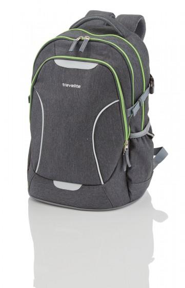 Travelite Basics Plecak miejski antracytowy