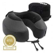 Cabeau Evolution S3 Poduszka podróżna termoplastyczna szara