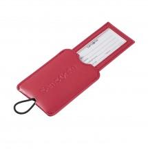 Samsonite Luggage Accessories Identyfikator podróżny czerwony