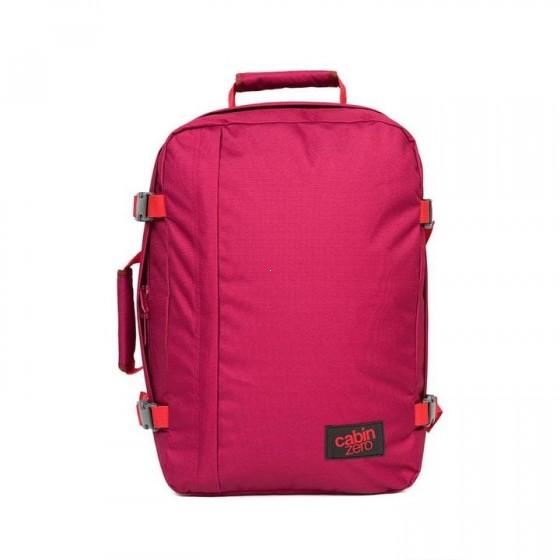 CabinZero Torba podręczna, plecak różowy