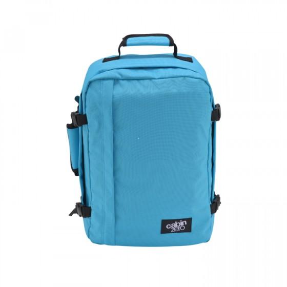 CabinZero Torba podręczna, plecak błękitna
