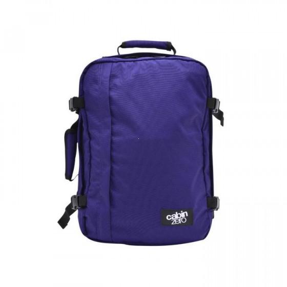 CabinZero Torba podręczna, plecak fioletowa