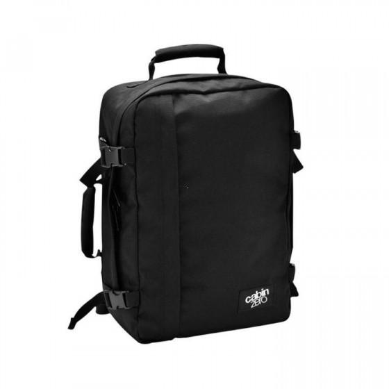 CabinZero Torba podręczna, plecak czarna