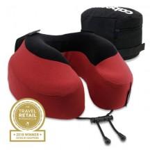 Cabeau Evolution S3 Poduszka podróżna termoplastyczna czerwona