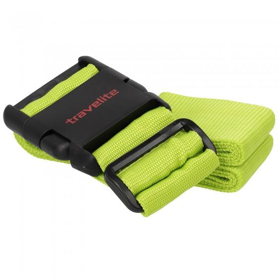 Travelite Accessories Pas do bagażu zielony