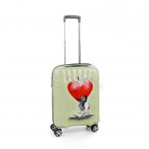 Roncato Limited Edition St. Valentine Walizka mała kolorowa